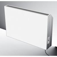 Керамічна конвекційна панель 550Вт Smart install Model S 55  у корпусі з високоякісної нержавіючої сталі та терморегулятором | Smart Install